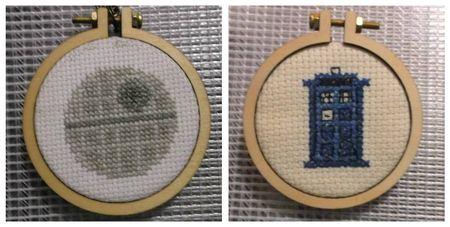 Death star TARDIS