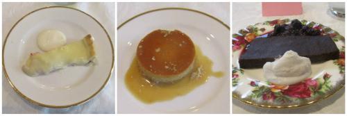 Dessert degustation 1
