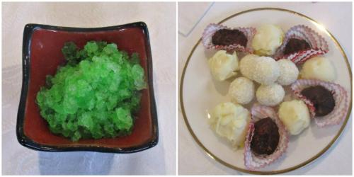 Dessert degustation 2
