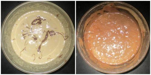 Add hazelnut choc spread
