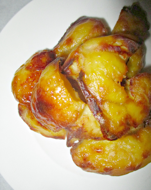 Best smashed potatoes