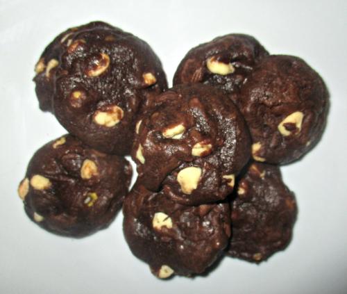 Excellent chocolate biscuits
