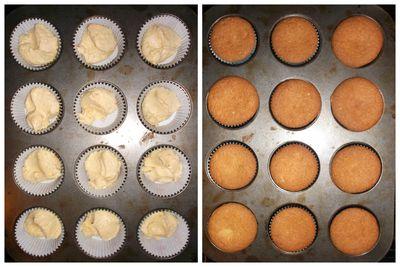 Fill and bake