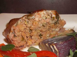 Yummy meatloaf