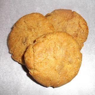 Festive ginger biscuits