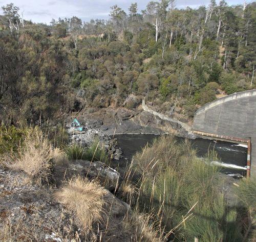 Dam unbuilding