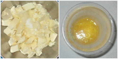 Creamcheese lemon