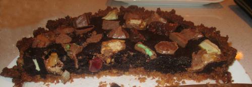 Half a tart