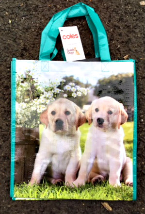 Guide dog bag