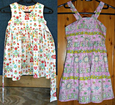 Toddler zoe dresses