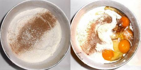Adding ingredients