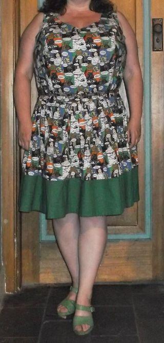 The Star Wars dress 2015