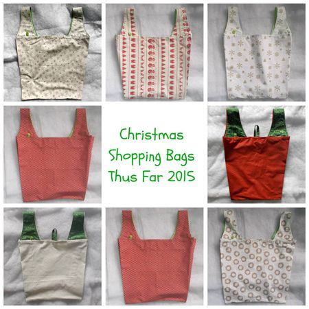 Christmas Shopping bags