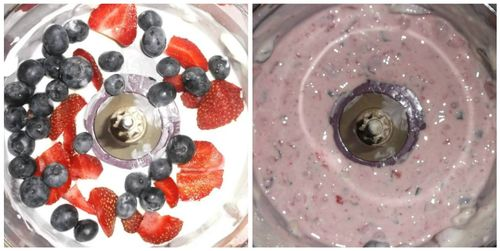 Add berries