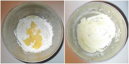 Vanilla icing