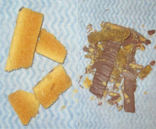 Prepare the honeycomb