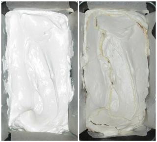 Bake pavlova
