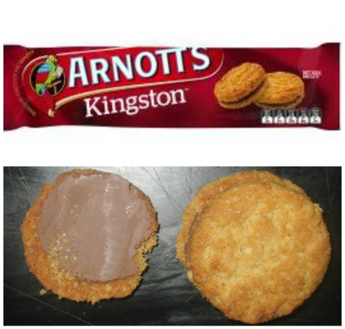 Kingston biscuits