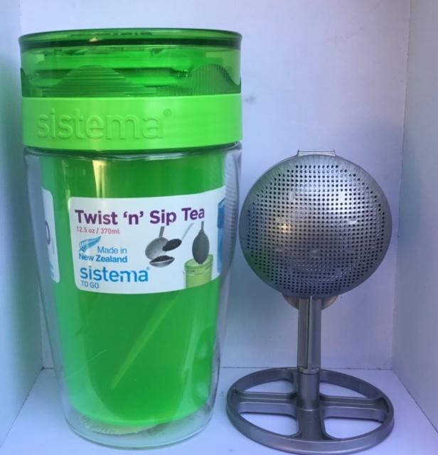 Twist'n'sip tea