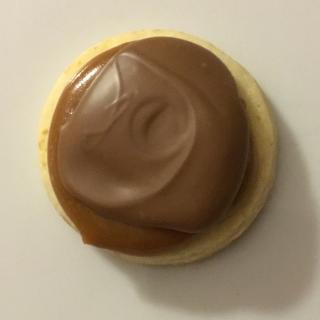 A twix biscuit